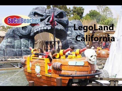 LegoLand California Attraction