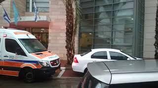 #x202b;שריפה במוזיאון מורשת יהדות תימן וקהילות ישראל#x202c;lrm;