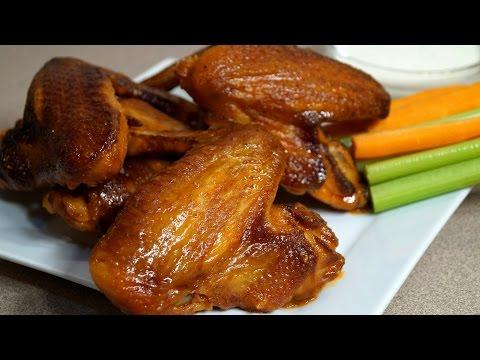 Chicken Wing Recipe - Direct Smoking Method - Big Green Egg - BBQFOOD4U