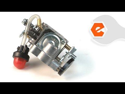 Chainsaw Repair - Replacing the Carburetor (Poulan Part # 545070601)