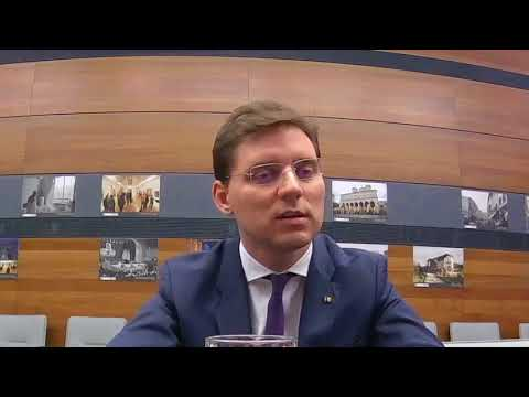 Victor Negrescu Romania to use EU presidency to relaunch concept of Human Dignity