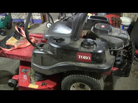 Toro MX5000 Zero-Turn Mower
