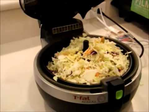 Lo Mein with the T-fal Actifry