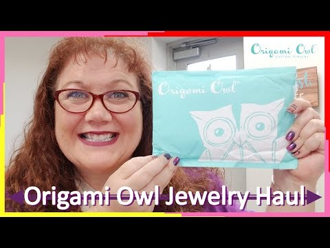 Jewelry Haul ~ Origami Owl