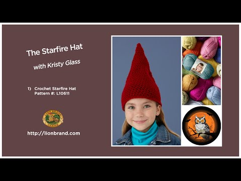 Gnome, Traffic Cone, Princess - The Starfire Hat is the Perfect DIY Costume Accessory!