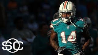 Will Jarvis Landry be with the Miami Dolphins next season?   SportsCenter   ESPN