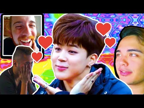 CANADIAN REACTING FIRST TIME BTS(방탄소년단)  TO PEOPLE FALLING IN LOVE WITH JIMIN(BTS reaction)