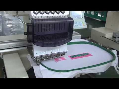Single head embroidery machine price