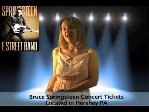 Bruce Springsteen Concert Tickets