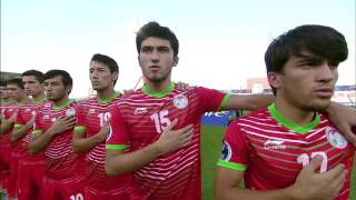 Japan vs Tajikistan (AFC U-19 Championship: Quarter-final)