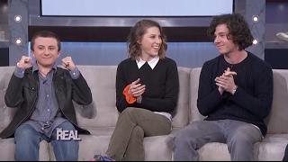 Atticus Shaffer, Eden Sher and Charlie McDermott!