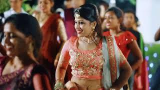 """grand Wedding Entry"" Mangaluru | Pavithra Jogi Weds Suraj Jogi"