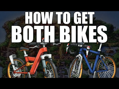 How to get Both Bikes in ORAS - TM 53 (Energy Ball) Location Omega Ruby Alpha Sapphire