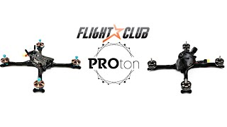 Fpv Flightclub Proton Frame Overview!!!