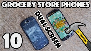 Bored Smashing - GROCERY STORE PHONES! Episode 10