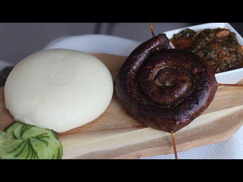 Cheesy Pap - Sadza - Isitshwala | AVARESE KITCHEN