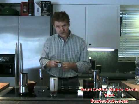 How to make cappuccino or macchiato without an espresso machine at home like a barrista