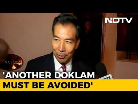 Chinese Envoy Pitches India-Pak-China Meet