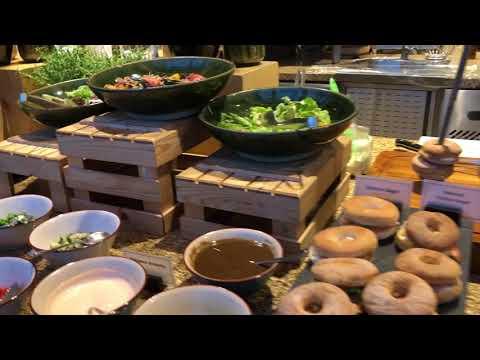 asian breakfast grand hyatt
