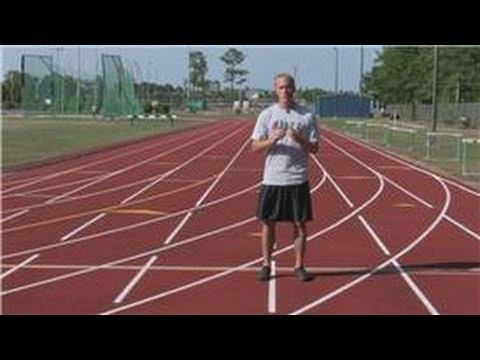 Track Running Tips : How to Improve Endurance & Stamina