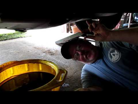 How I change Oil on our 09 Jeep Patriot - NBH Garage