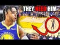 The REAL Reason Why The Warriors NEED DAngelo Russell Ft NBA Free Agency Curry Shot Making