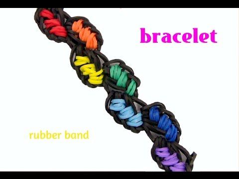 Rainbow loom bracelet 15
