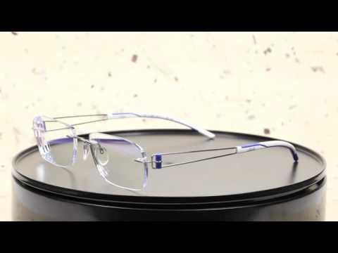 Silhouette度付メガネ製作例 TITAN ELEMENTS 【360°】