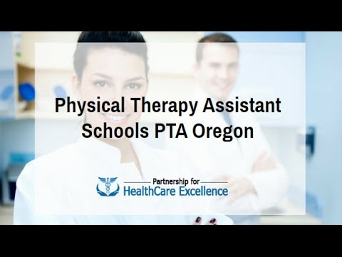 Physical Therapy Assistant Schools In Oregon