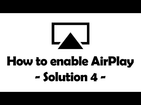 How to enable AirPlay on iPhone/iPad without Apple TV - LonelyScreen