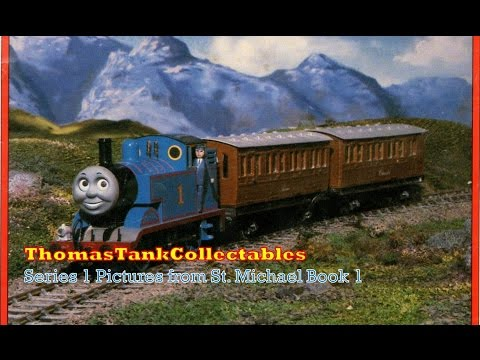 Thomas the Tank Engine Series 1 Pictures (Book 1)