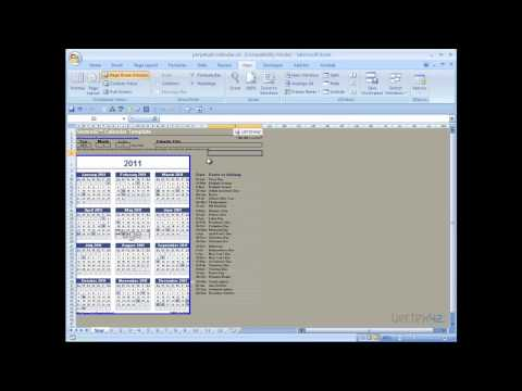 Defining the Print Area in Excel