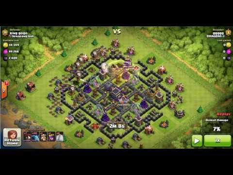 how to get dark elixir FAST and lots of it (2400 in this raid) | clash of clans guide/tutorial
