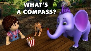 Short Stories for Kids - What's a Compass?