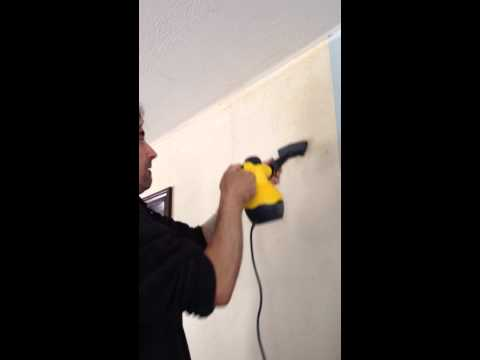 How To Remove Wallpaper - With A Clothes Steamer!