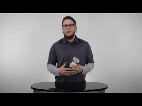 Lizard Skins Lacrosse Stick DSP Grip Shaft Wrap Product Video @SportStop.com