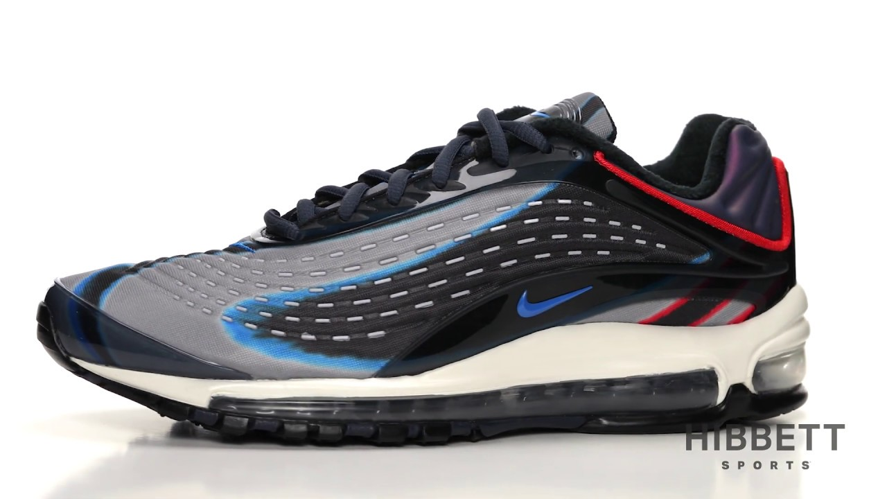 "Nike Air Max Deluxe '99 ""Thunder Blue/Photoblue/Wolf Grey/Black"""