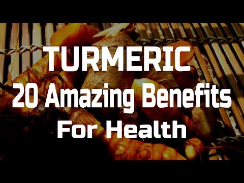 TURMERIC: #20 Amazing Benefits For Your Health