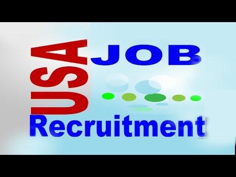 USA federal jobs