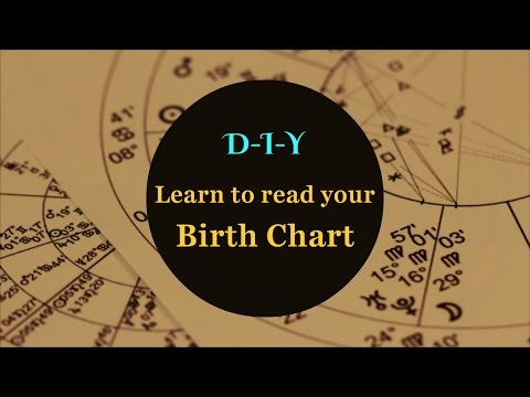 Learn to do your Birth Chart Reading - Vedic Astrology