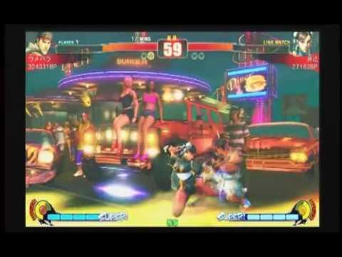 SF4:Daigo (Ry) vs Itsuji (Ch) - Playland Casual Matches - 23-11-2009