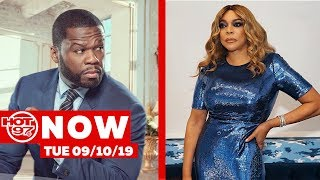 Diddy & Lori Harvey Take Baecation + Wendy Williams & 50 Cent Make Peace! #Hot97Now