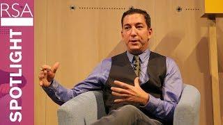 Becoming Enemies of the State with Glenn Greenwald and David Miranda