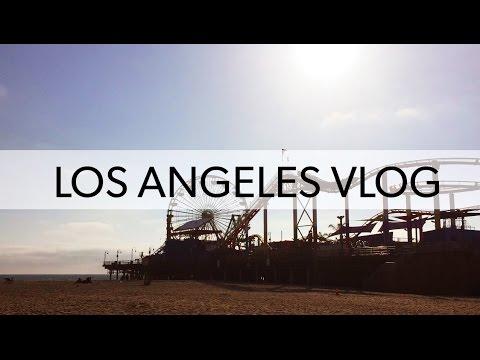 LOS ANGELES vlog | Venice Beach, Santa Monica & Malibu