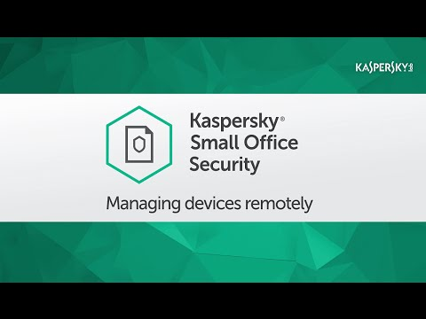 How to manage your devices using KasperskySmall Office Security 5 Management Console portal