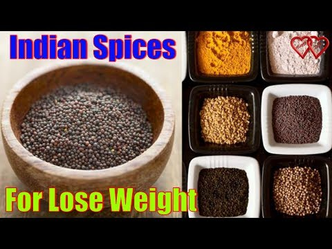 6 Indian Spices That Can Help You Lose Weight