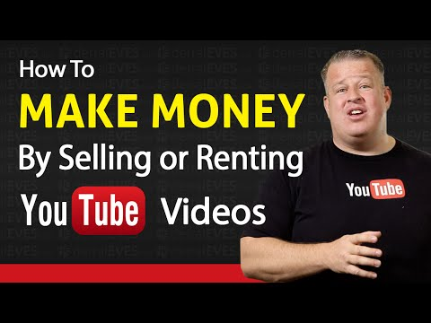 How To Make More Money By Renting and Selling Your Youtube Videos