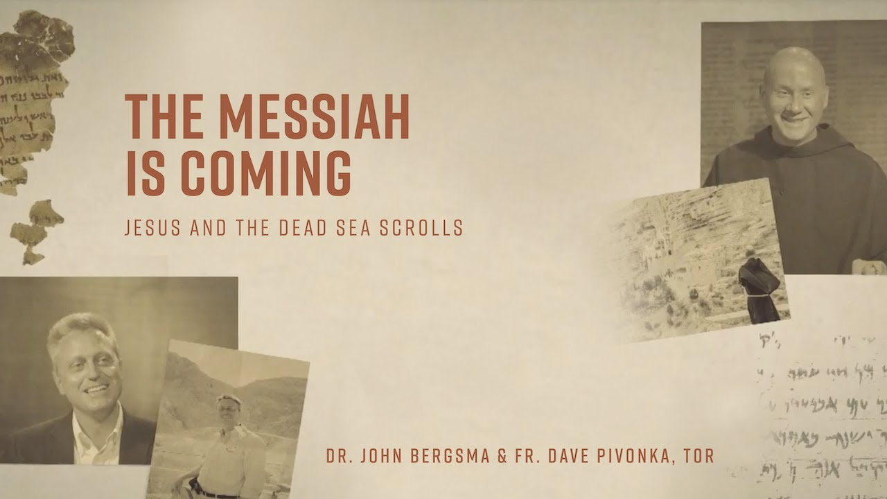 Episode 2   The Messiah is Coming   Jesus and the Dead Sea Scrolls