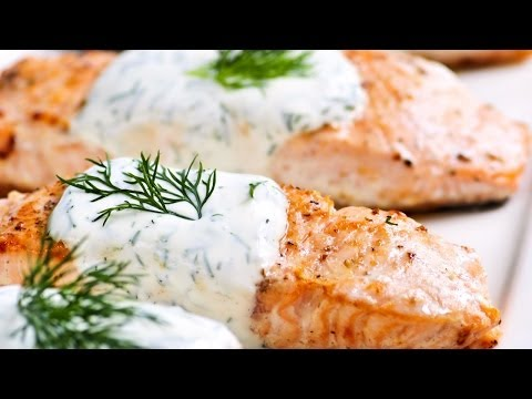 Easy Salmon Recipes - Best Salmon Recipe - Sauce For Salmon