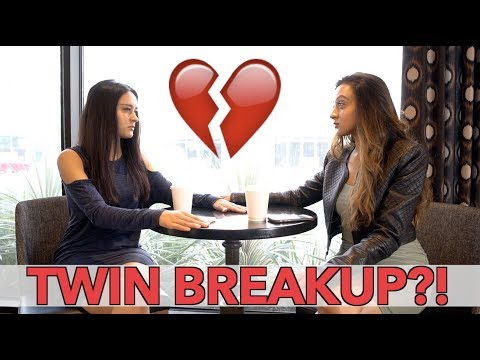 Breaking up with YOUR TWIN | Poonam&Priyanka